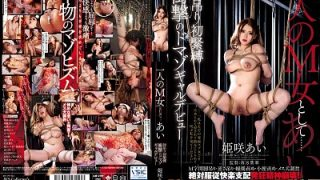 HNM-007 A Masochistic Woman Experiences Her First S&M Play – … – Ai Himesaki